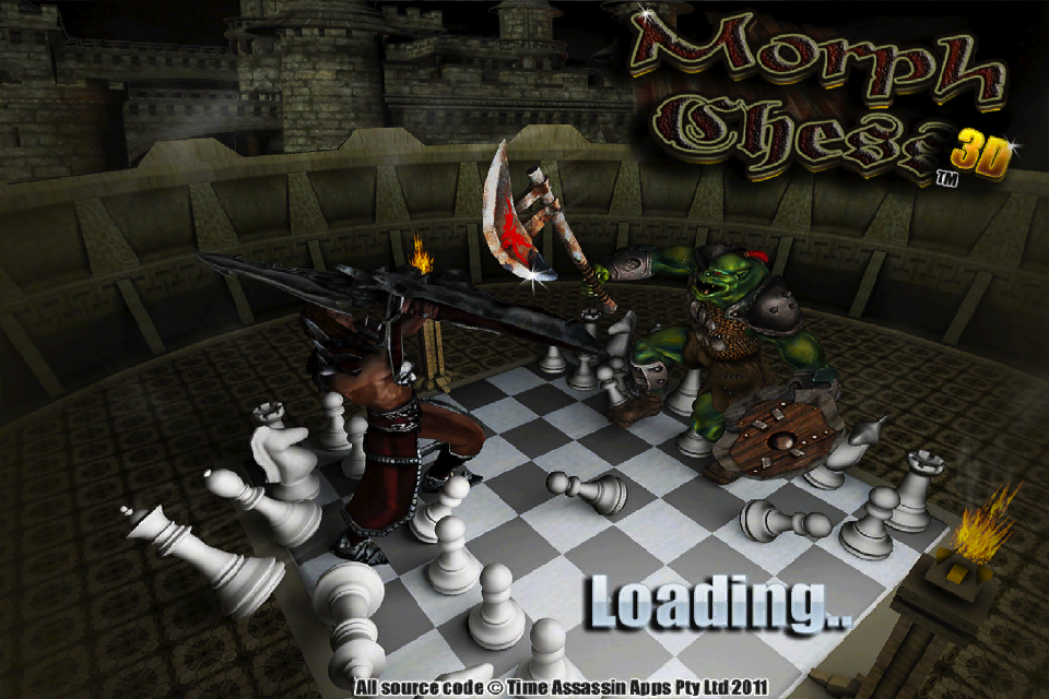 Screenshot Morph Chess 3D